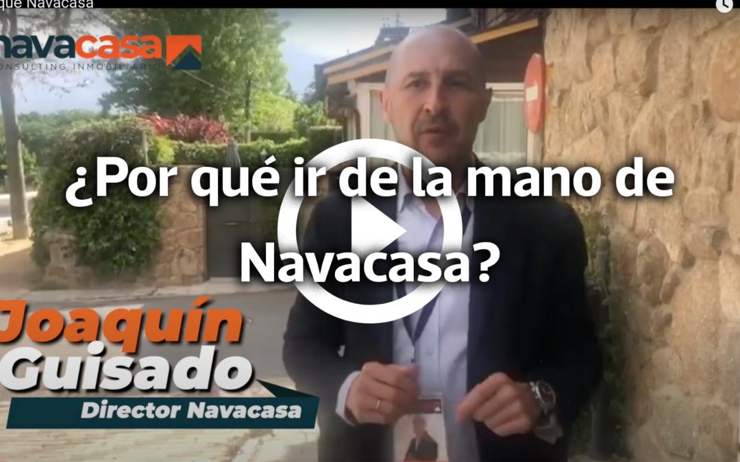 ¿Por qué ir de la mano de Navacasa?