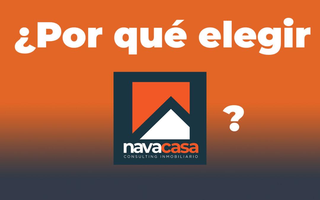 Por qué eligen Navacasa